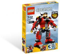 Robot di soccorso, Lego Creator 5764