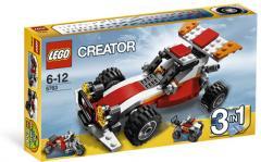 Auto del deserto, Lego Creator 5763