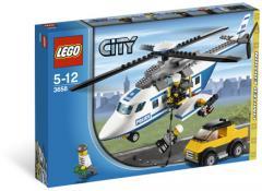 Elicottero, Lego City 3658