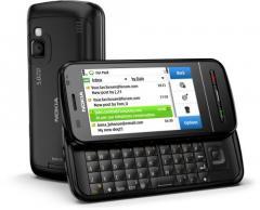 Nokia C6 Black Italia