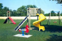 Parco giochi per bimbi