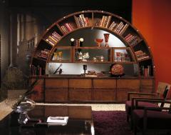 Vetrina - libreria 'Arco' VL13