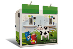Distributore latte fresco