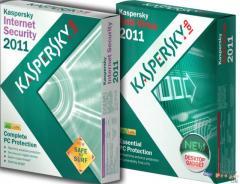 Kaspersky Anti-Virus 2011 3 Pc