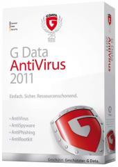 G Data AntiVirus 2011 1 Pc Gdata