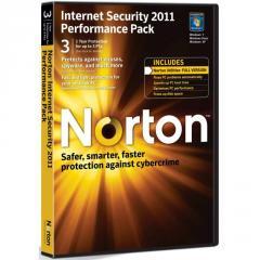 NORTON 360 4.0 per 3 Pc Versione Completa