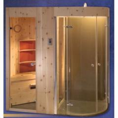 Sauna Isolabella Set-Hydrosoft (da 3* a 5*)