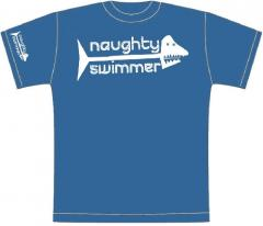 TShirt originale, linea Naughty Swimmer (nuotatore