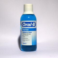 Oral-B Fluorinse 500 ml: colluttorio