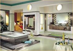 Arredo bagno, linea Platinum - Verde