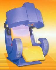 Solarium Viso Sunrise mod. Resole Junior