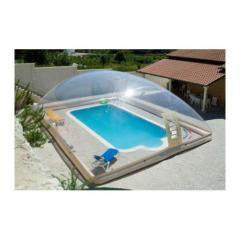 Copertura a palloncino per piscina 5 x 10 mt