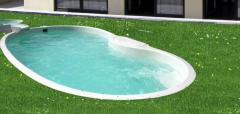Piscina interrata Abano -margherita