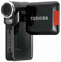 TOSHIBA Videocamera Camileo P10