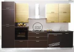 cucina completa di elettrodomestici lavastoviglie piano cottura valvolato