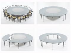 Tavolo per conferenze Alfa tipo 1