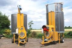 Complexes grain drying