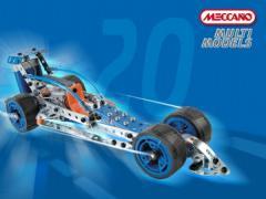 Meccano - Multi Models Set Da 20 Modelli