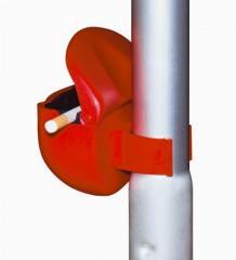 Art.248 Posacenere per ombrellone con staffa a
