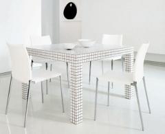 Tavolo da pranzo Quaderna