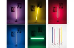 Lampada fluorescente al neon Fluobar