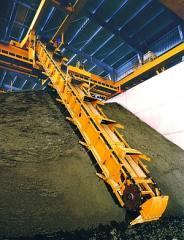 Escalatore per silos