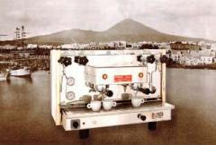 Macchina per caffè modello Vesuvio