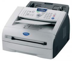 Brother Fax Laser -14.4 KBPS - Velocità N.D.-FOG