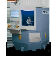 Impianto per radioscopia per fusioni varie
