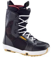 Footwear for snowboarding