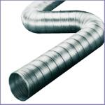 Tubi in alluminio ondulato