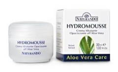Crema Idratante opacizzante all'Aloe Vera
