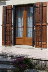 Lattices on windows and doors
