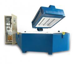 Forno d'Attesa Elettrico per alluminio