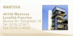 Impianto Mantova