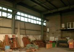 Capannone in Vendita a Arcola - 360 m²