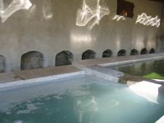 Fonte battesimale Via del Fossato