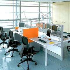 Seats for office furniture