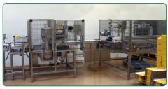 Machinery and equipment for cheese production