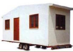 Construction trailers