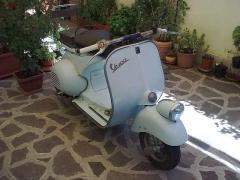 Scooter LML NV 125 2t 1956