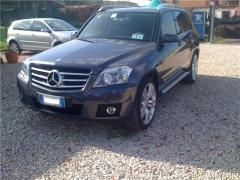 Automobile Mercedes-Benz GLK 320 CDI