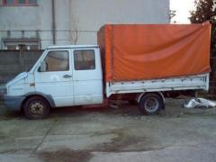 Autocarro Iveco LKW/Trucks 35 - 8