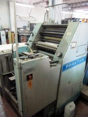 Macchina da stampa offset a foglio Roland Praktika R00
