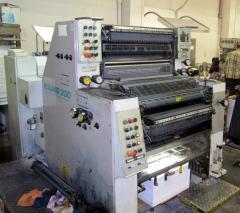 Macchina da stampa offset a foglio Roland R 202