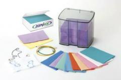Materials auxiliary stomatologic