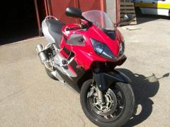 Motocicletta Honda CBR 600 F