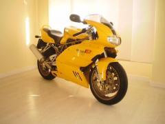 Motos-Bikes Ducati DesmoDue 900 i.e.