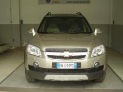 Automobile Chevrolet Captiva LTX
