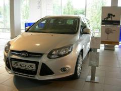 Automobile Ford Focus 1.6 TDCi